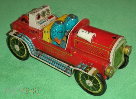 Duże zdjęcie Stara zabawka samochód Straż Pożarna 409 ME 699