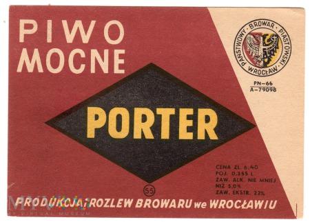 Porter Piwo Mocne