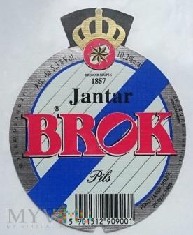 Brok, Jantar