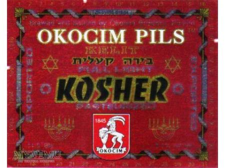 Etykieta KOSHER 60
