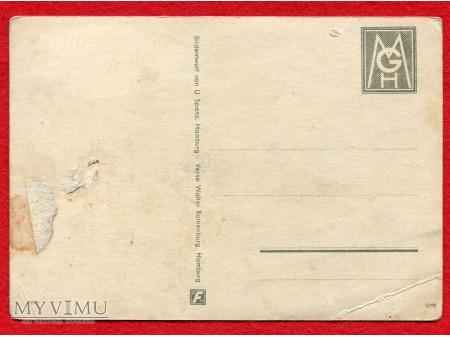 1941 Krasnal ślimak skrzat Ursula Spenz