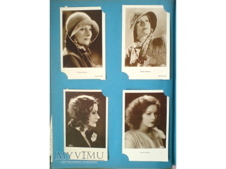 Album Okładka Marlene Dietrich Greta Garbo 2