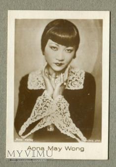 Hänsom Filmbilder Jasmatzi Album Anna May Wong