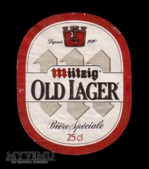 Mutzig Old Lager (Francja)