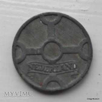 1 CENT 1942 HOLANDIA