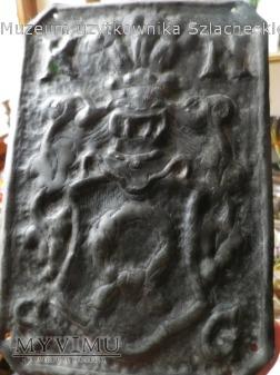 herb Nałęcz- plakieta