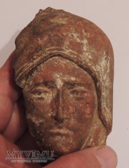 Twarz Świętej - Rzeźba