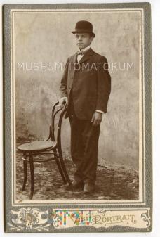 Visit-Portrait - Portret mężczyzny