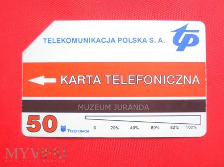 Karta magnetyczna 286