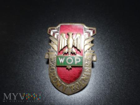 WOP - Wzorowy Żołnierz 1950 - ciekawa