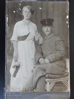 Portret ślubny z 1915 r.