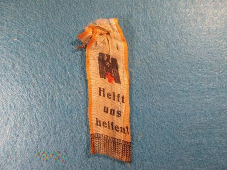 DRK-odznaka zbiórki dobroczynnej