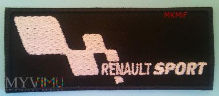 Naszywka Renault Sport