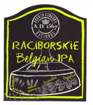 Raciborskie Belgian IPA