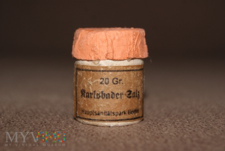 Karlsbader Salz 20 Gr.