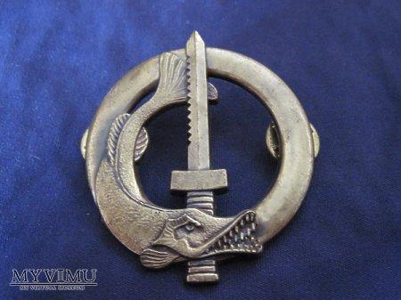 Odznaka SAPER II