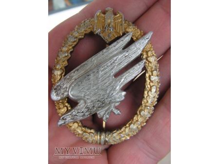 Duże zdjęcie Odznaka Spadochroniarza Heer
