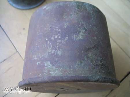 łuska artyleryjska,haubica 110mm aw (100)