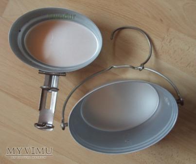 Menażka szwedzka aluminiowa