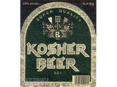 Etykieta KOSHER 23