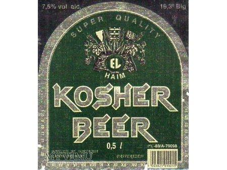 Etykieta KOSHER 25