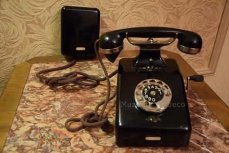 Telefon Polski MB/ZB 38 M