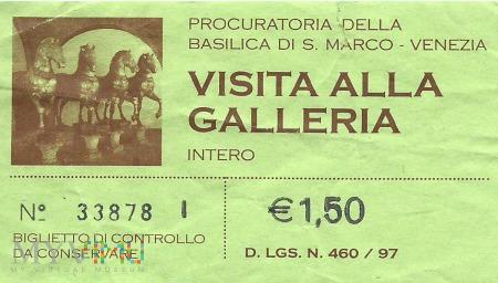 Wenecja - Bazylika św. Marka (galeria)