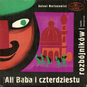 2a.Ali Baba i czterdziestu rozbójników