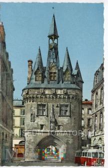 Bordeaux - La Porte du Palais - lata 50-te