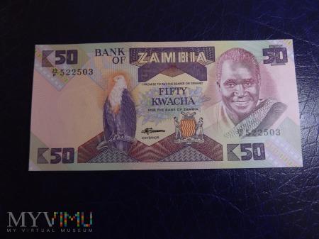 50 Kwacha Zambia