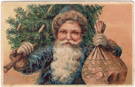 Szczęśliwych Świąt 1906