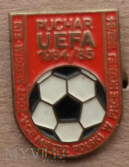 Widzew Łódź 20 - Puchar UEFA 84/85