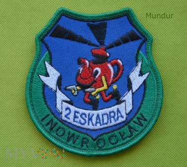 Oznaka: 56.KPŚB - 2 eskadra