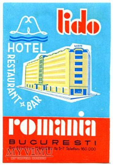 Rumunia - Bukareszt - Hotel