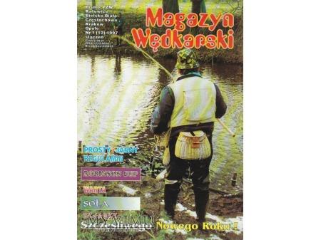 Magazyn Wędkarski 1-6'1997 (12-17)