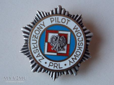 ZASŁUŻONY PILOT WOJSKOWY-PRL-1978