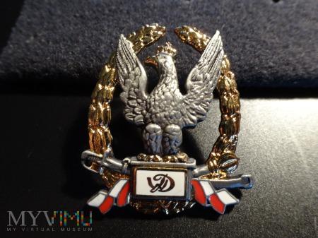 Odznaka Wzorowy Dowódca ; numerowana