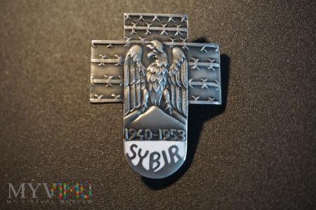 Odznaka Pamiątkowa Sybir 1940 - 1953