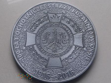 100 Lat Ochotniczej Straży Pożarnej w Oksie