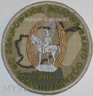 GB BRAVO PKW ISAF Afganistan VIII zmiana.