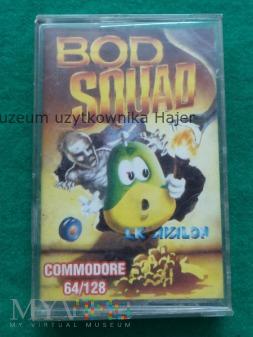 Bad Squad Commodore 64/128 - gra