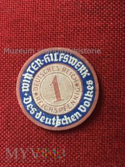 WHW Briefverschlussmarke