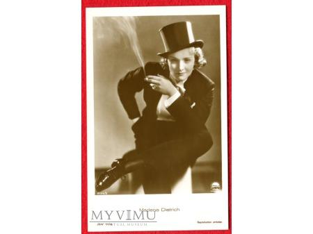 Marlene Dietrich Verlag ROSS 5126/2