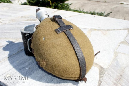 Gebirgsjäger Flasche 31 Manierka wojsk górskich