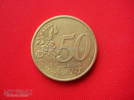 50 euro centów - Niemcy