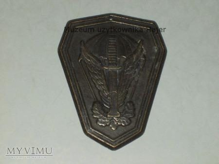 Medal IX Bieg o Nóż Komandosa 2005 Lubliniec 1 PSK