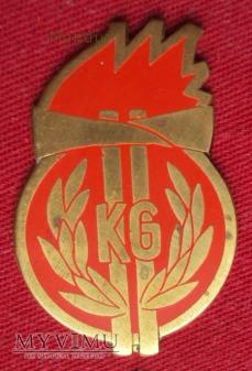 Odznaka wyszkolenia: Komendant Gminny