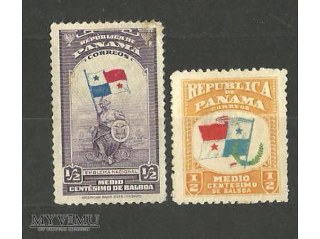 Panamska flaga.
