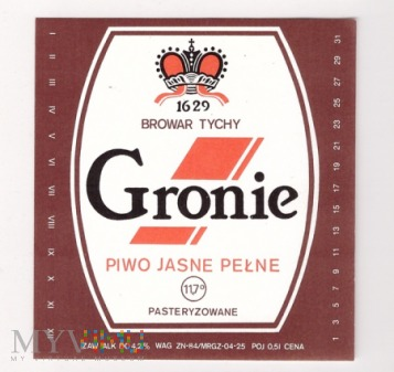 Gronie