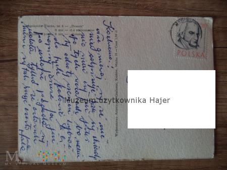 """Tracka Agnieszka """"Domek """" - malarstwo"""